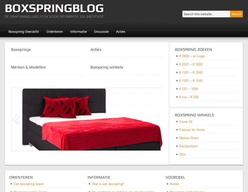 BoxspringBlog