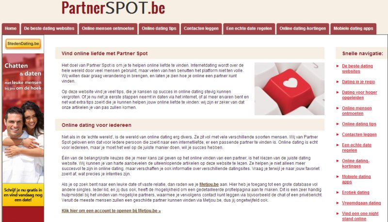 Partner Spot