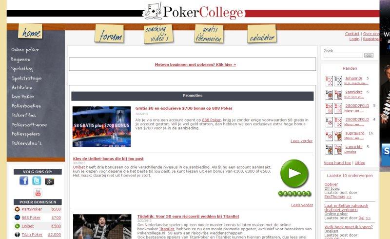 pokercollege-nl