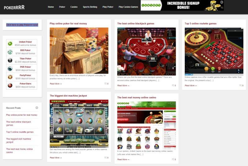 Pokerrrr.com