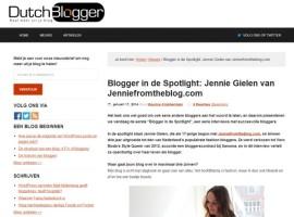 dutchblogger