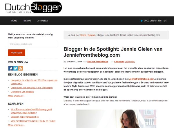 DutchBlogger.nl