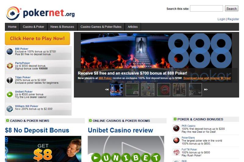PokerNet.org